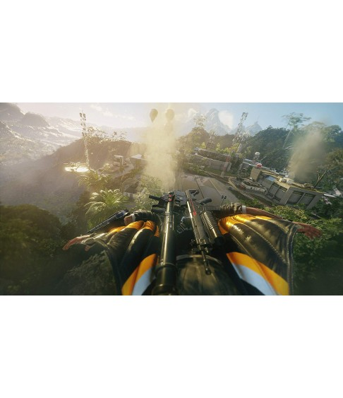 Just Cause 4 Gold Edition PS4